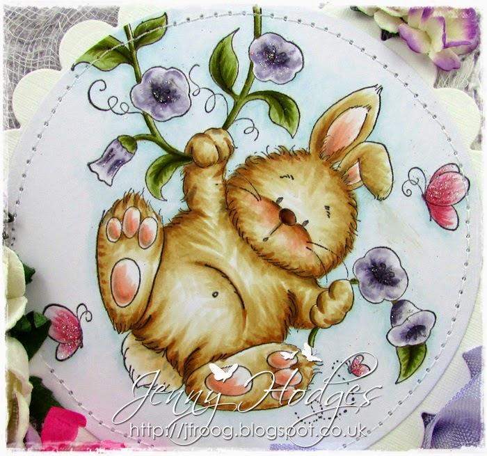 Morning Glory Bunny i Have Morning Glory Bunny