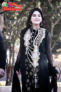 Sanam Baloch Winter Trends Photoshoot