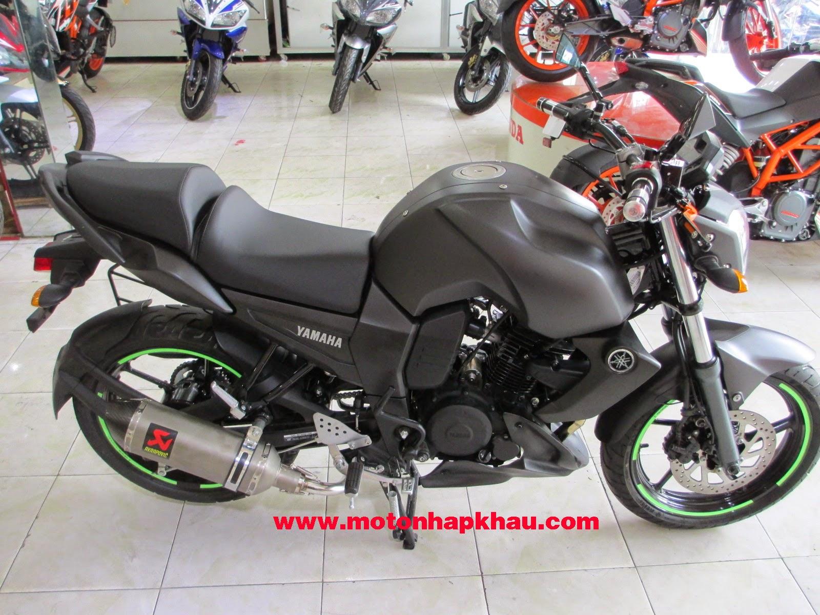 Yamaha FZ16 Chế