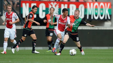 Videoteca: NEC Nijmegen - Ajax (Eredivisie 2012 - 2013 ...