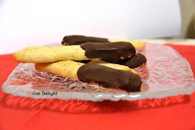 עוגיות חמאה butter cookies