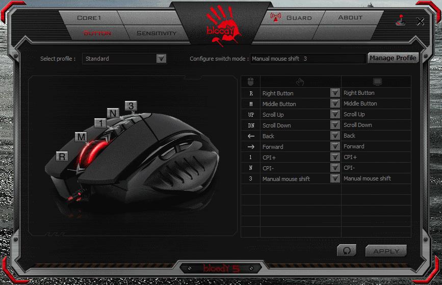Bloody программа для мыши - фото 6