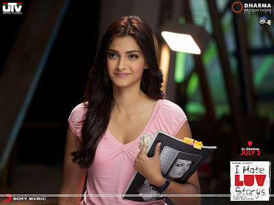 Sonam Kapoor - I Hate Luv Stories