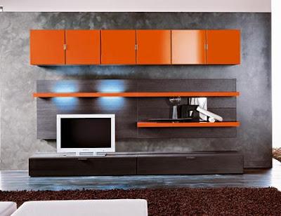 Muebles Para Televisor Modernos: Muebles modernos para el televisor.