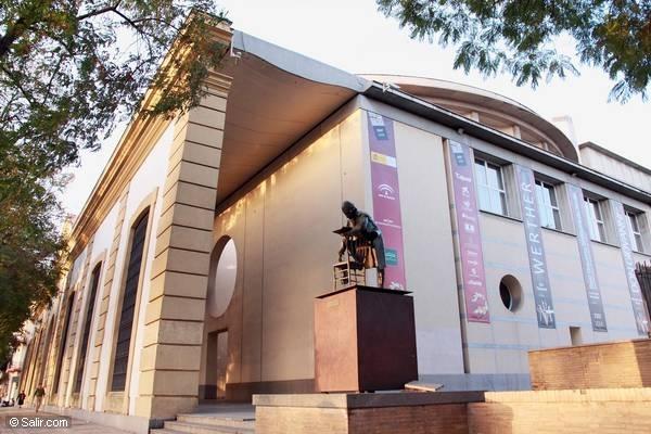 Cultura de sevilla puertas abiertas en el teatro de la for Teatro en sevilla este fin de semana
