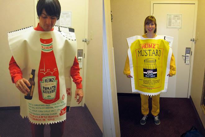 """""""Ketchup Mustard Packets"""""""