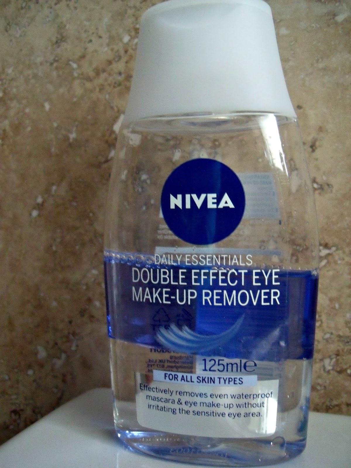 Makeup Moo Nivea Double Effect Eye Makeup Remover Review
