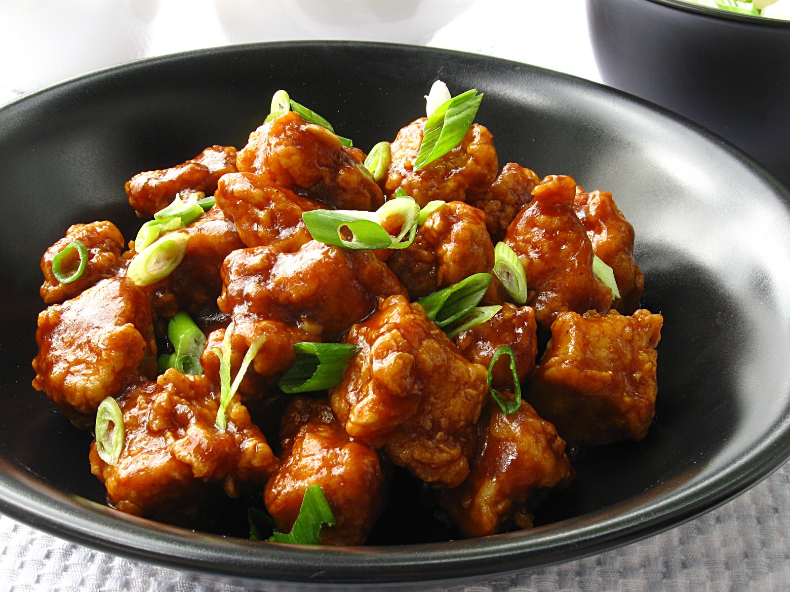 All That Splatters: General Tso's Chicken