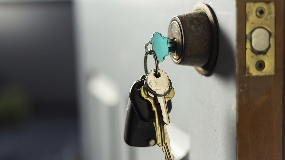 Lock (water Navigation) - Change Locks On House
