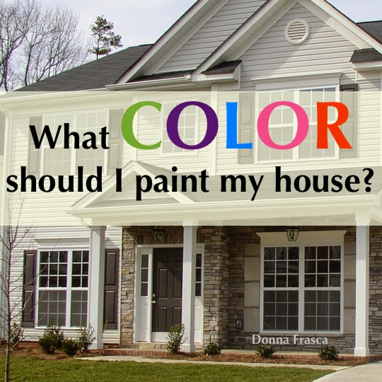 What color should I paint my house? | A Color Specialist in Charlotte