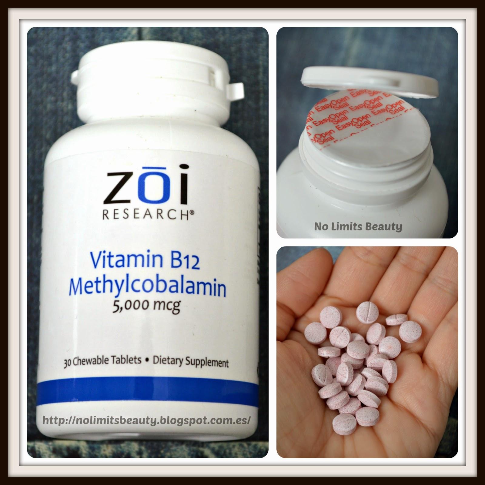 Vitamina B12 de ZOI