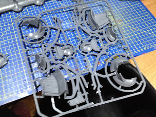 Tau Tidewall Rampart building assembling