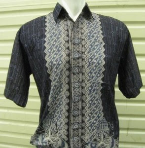 Model Baju Batik Pria Terbaru 2015