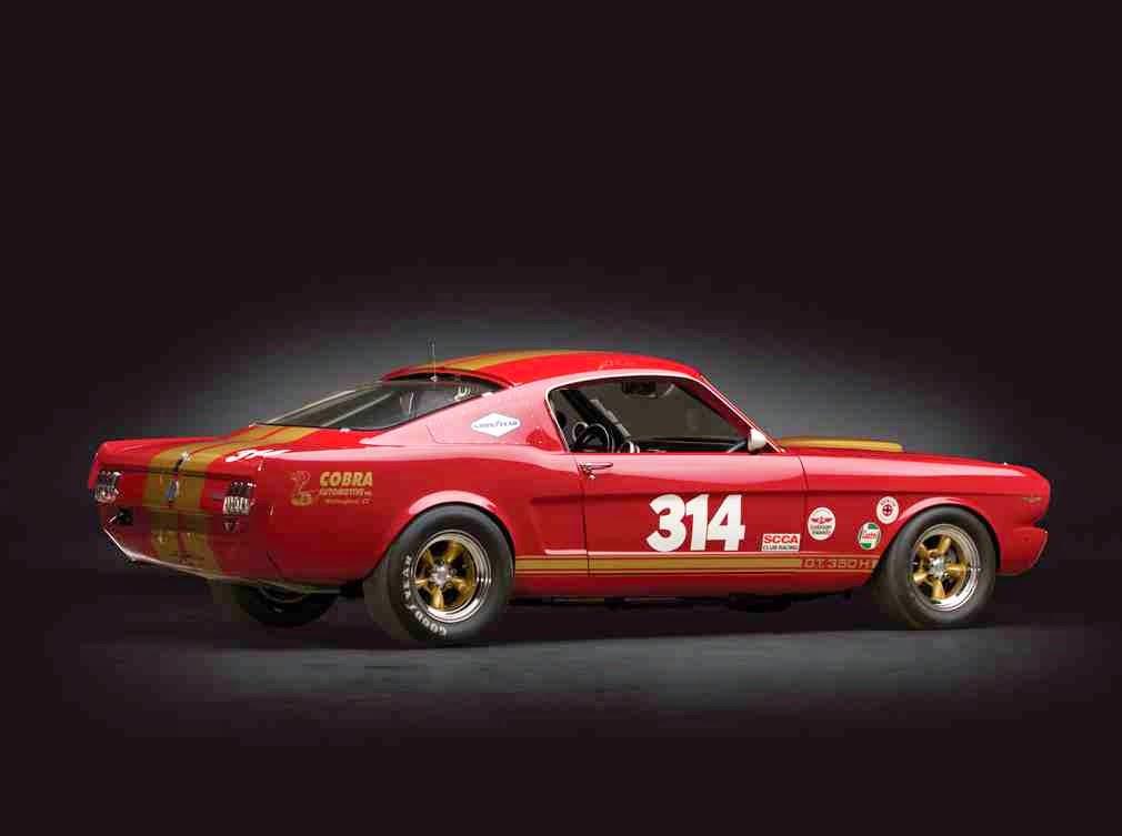 1966 Shelby Mustang Gt350 H Race Car Thegentlemanracer Com