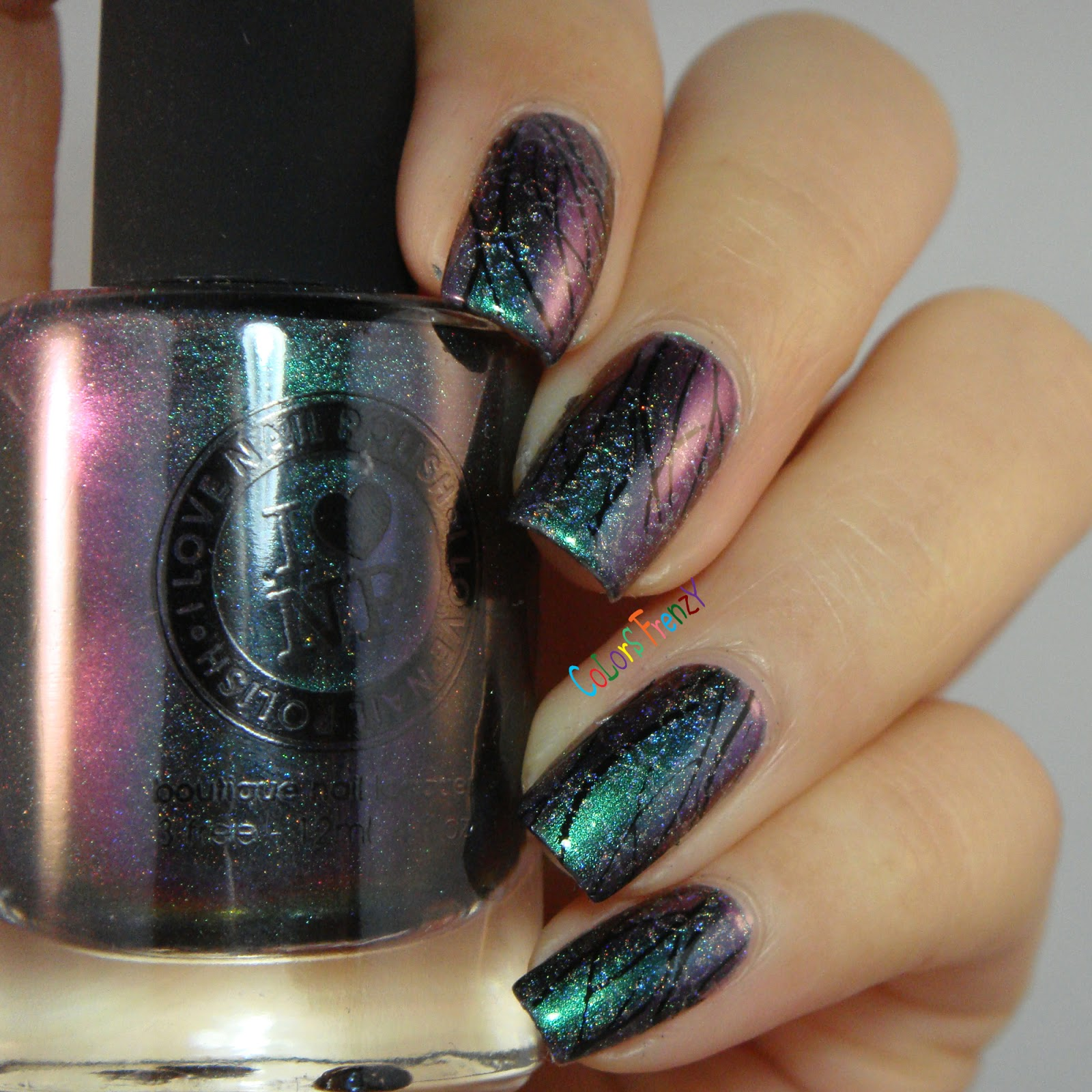 Double Stamping over ILNP Sirene