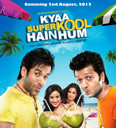 Poster Of Kyaa Super Kool Hain Hum (2012) All Full Music Video Songs Free Download Watch Online