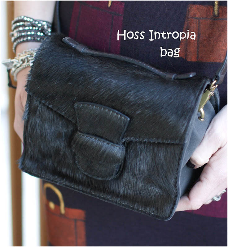 Hoss Intropia, Hoss Intropia bag, Fashion and Cookies