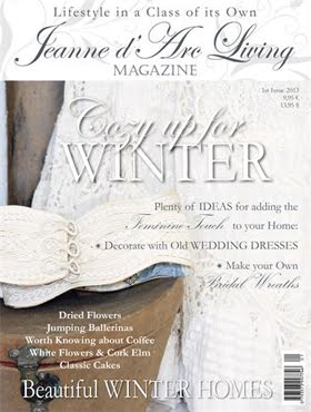 Jeanne d&#39;Arc Living Magazine