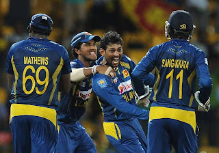 Sri Lanka beat South Africa by 128 runs in 5th ODI
