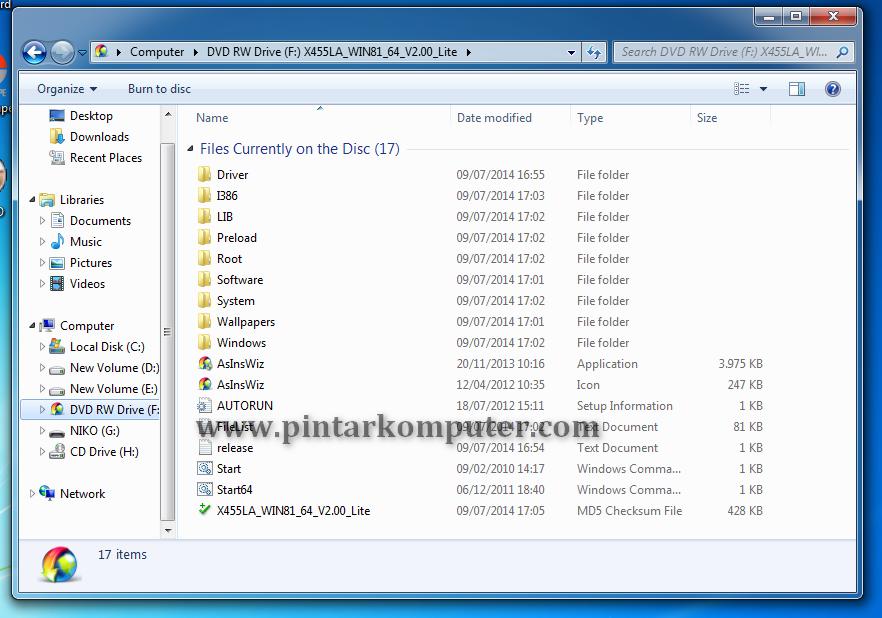 Cara Mudah Membuat File ISO dari CD/DVD Menggunakan