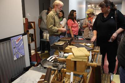 Handmade & Bound 2011 at Watkins College in Nashville