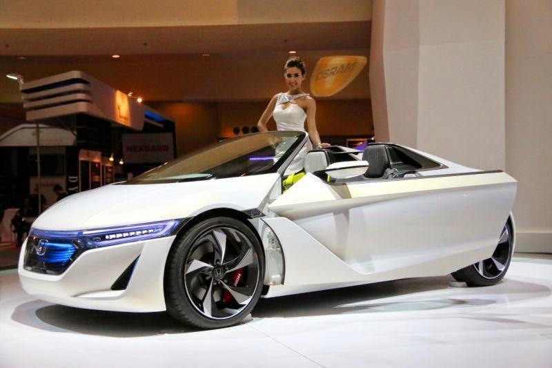 Mobil Honda S660 Mulai Di Pasarkan Bulan Depan