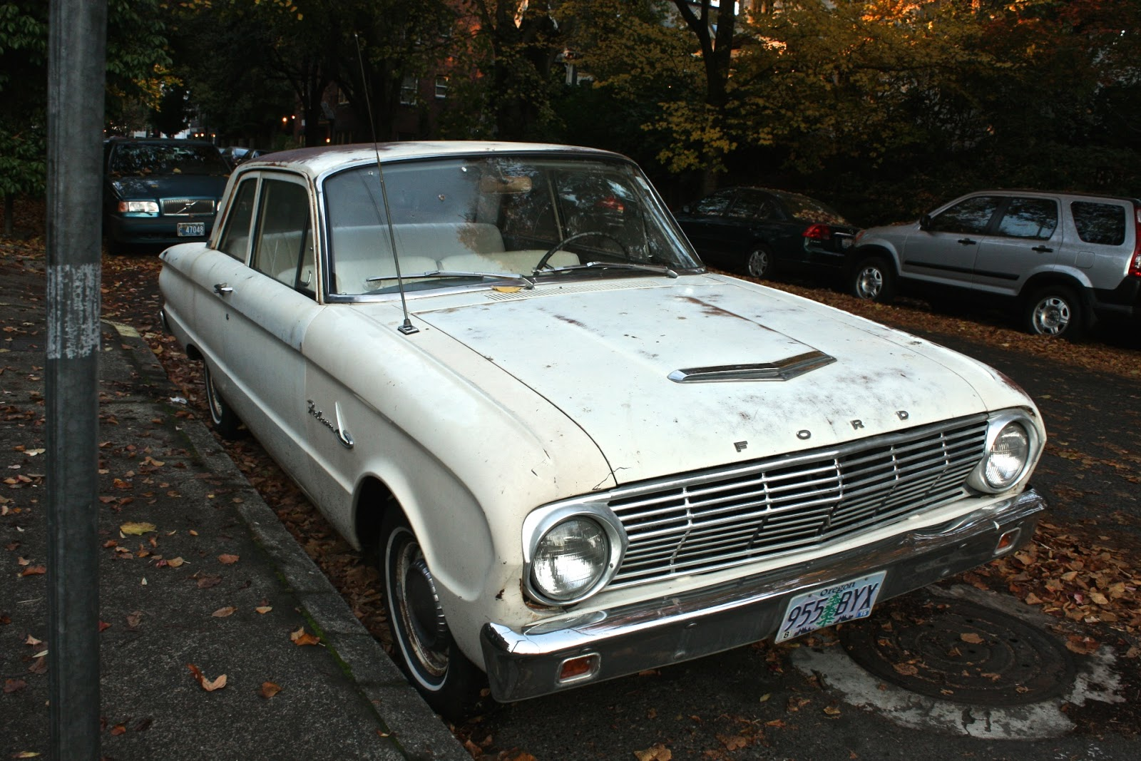 1963 Ford Falcon two-door
