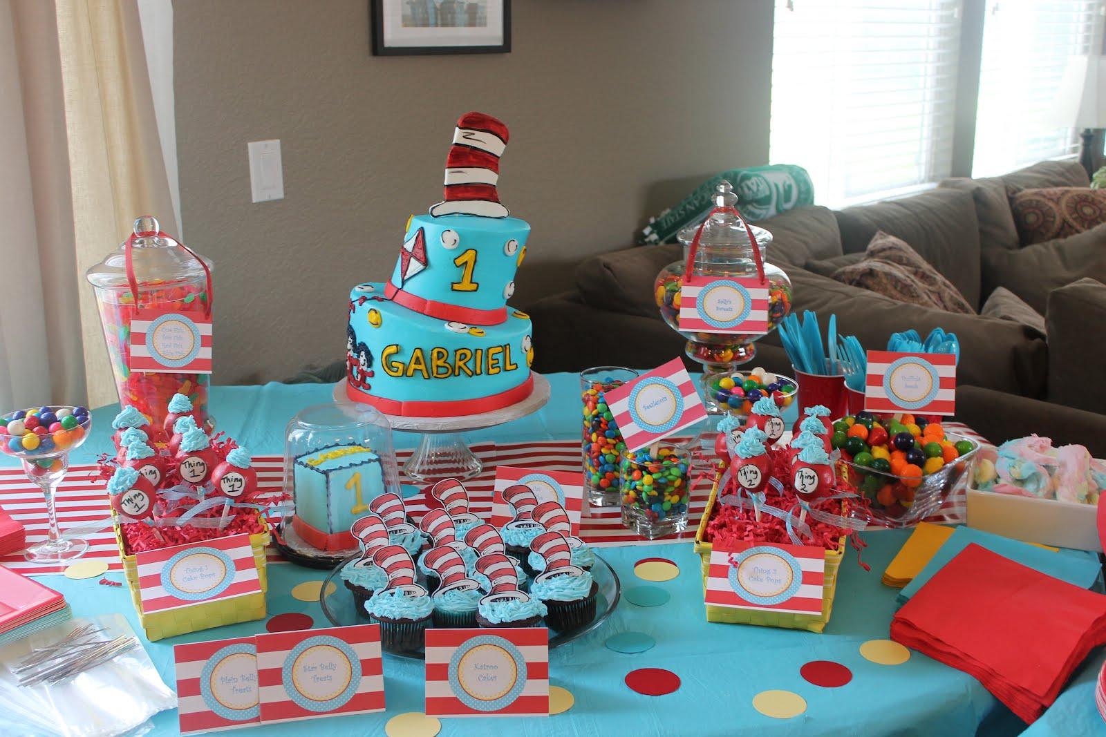 Life is Beautiful Gabriels 1st Birthday