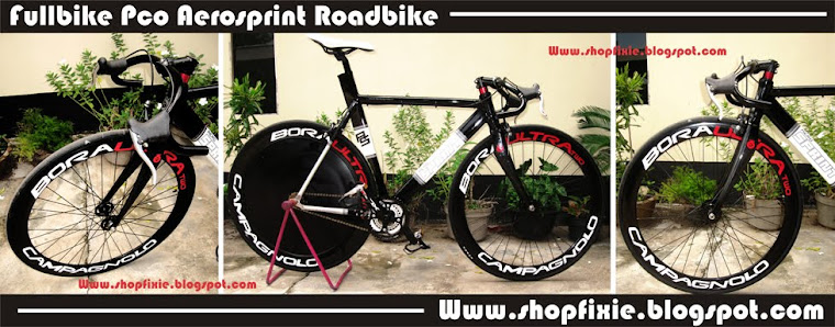 SHOP FIXIE BACK TO BIKE ( Fixie, RoadBike & Lipat ): JUAL