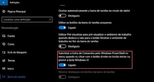 Linha de Comandos vai desaparecer do Windows 10