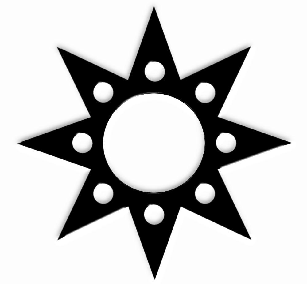 Tatuaż Wzory Tatuaży Tatuaż Gwiazdka