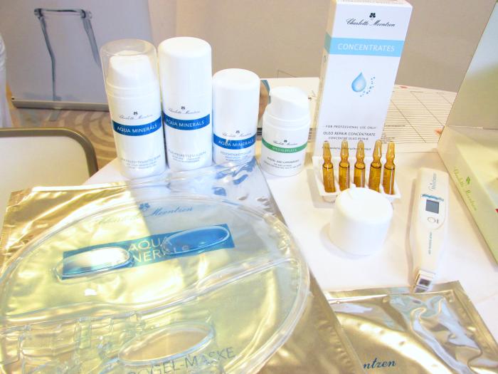 beautypress Blogger Event - Charlotte Meentzen - Aqua Minerals Feuchtigkeitspflege Serie - Naturkosmetik