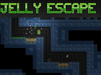 Jelly Escape walkthrough.