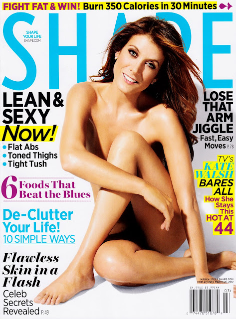 Kate Walsh Nude on Share Magazine