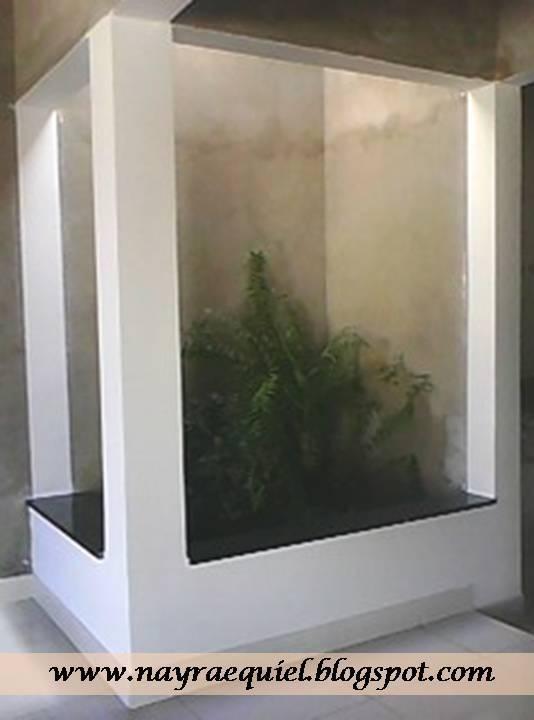 Nayra E Quiel ** Diário De Uma Construção~ Grade No Jardim De Inverno
