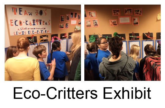 Eco-Critters Exhibit