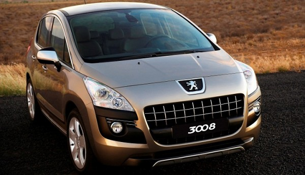 Nuevo Peugeot 3008 HDi FAP