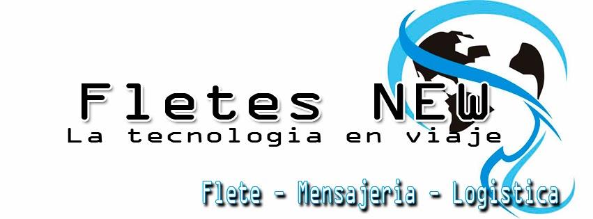 Fletes NEW - Fletes Pablo Parque Chas