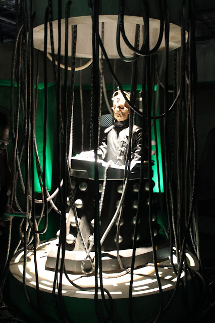 Doctor Who Festival 2015 - Davros set