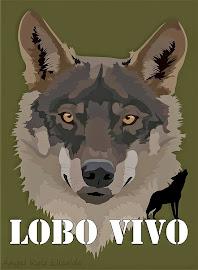 Lobo vivo