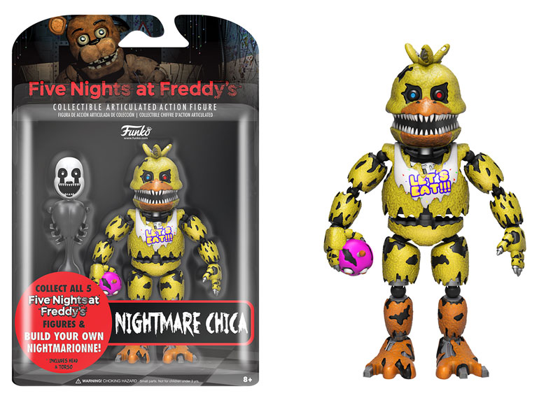 Demon Freddy Toys : New fnaf funko figures coming soon