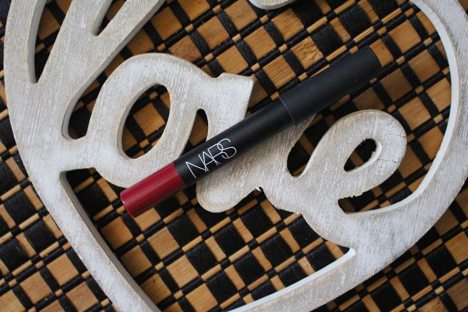 NARS Damned Velvet Matte Lip Pencil