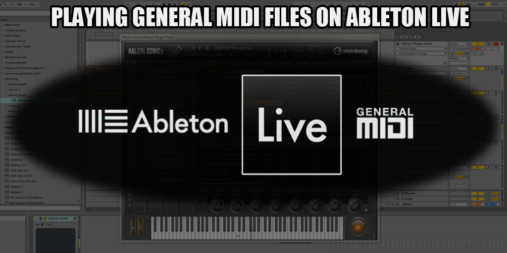 how to cut midi in ableton
