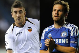 Valencia Vs Chelsea ¡partidazo en la Champions!
