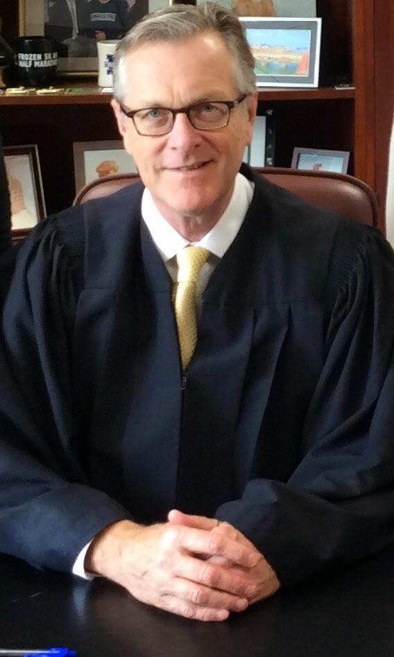 Judge Stephen M. Halsey