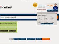 Cara mendapatkan Domain Gratis .my.id