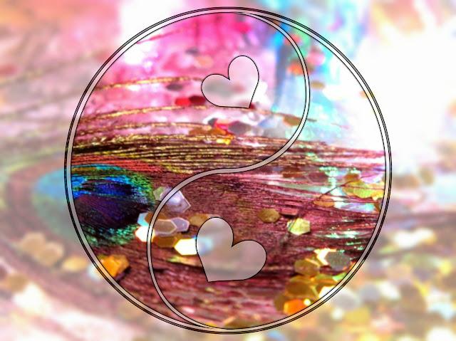 Yin Yang Balanced Love