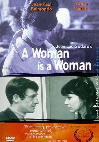 ... 1961 film A Woman Is a Woman, is a young Danish woman living in Paris.