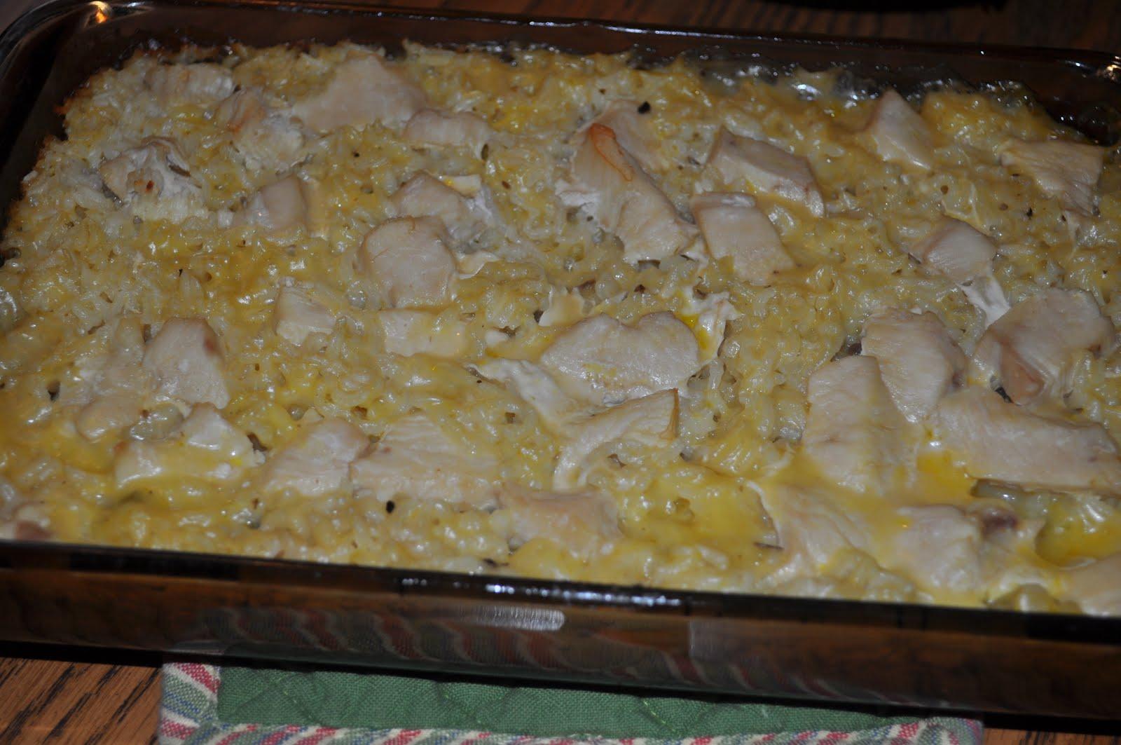 Creamy Dijon Chicken with Rice - Campbells Kitchen
