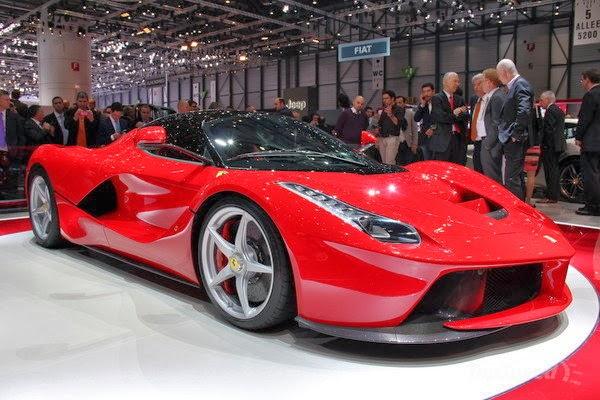 2014 Ferrari Enzo F70